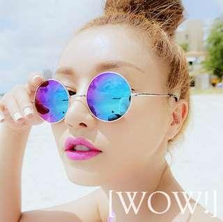 [WOW!] 復古歐美圓太陽眼鏡