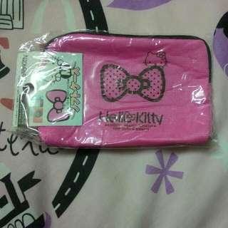全新未拆封正版Hello Kitty包