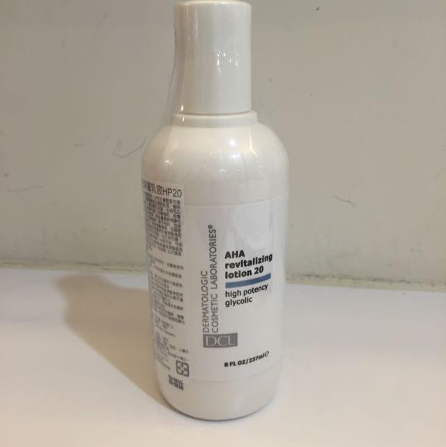 全新DCL20%果酸乳液