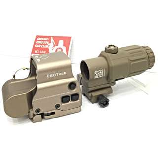 RDS + 3XMagnifier Combo For Toy Gun & Nerf