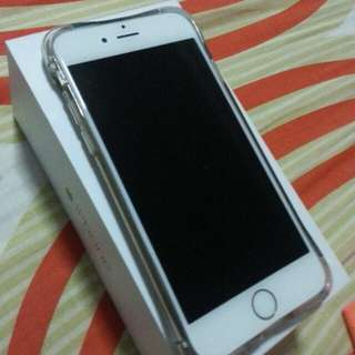 IPhone 6 (GOLD) (Rush) (Nego)