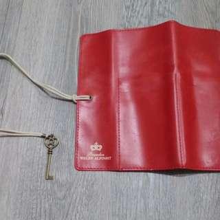 皮質筆袋/化妝包