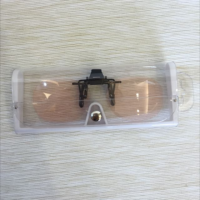 抗藍光鏡片