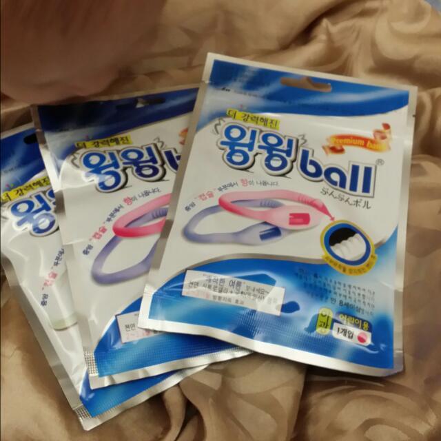 韓國製防蚊手圈