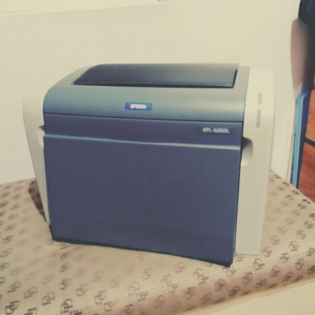 EPSON EPL-6200L印表機