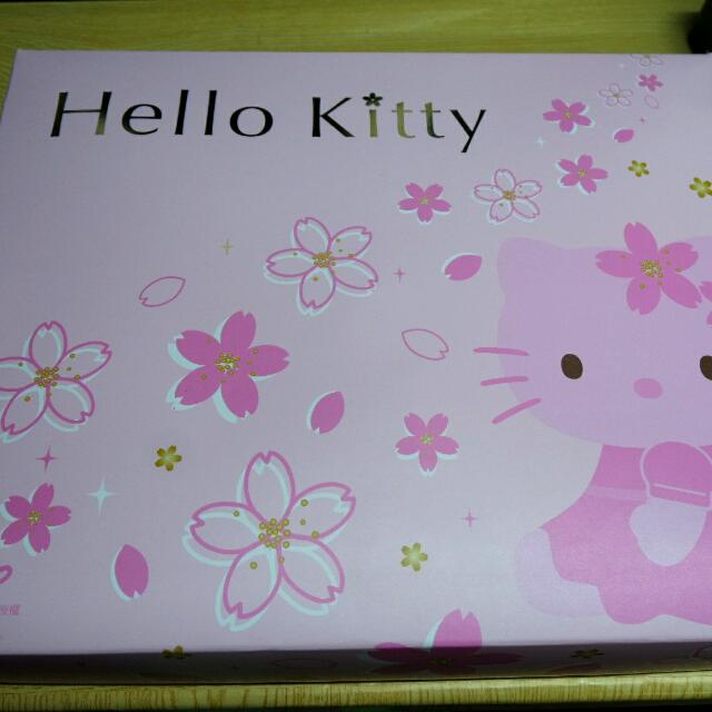 Hello Kitty 沐浴組