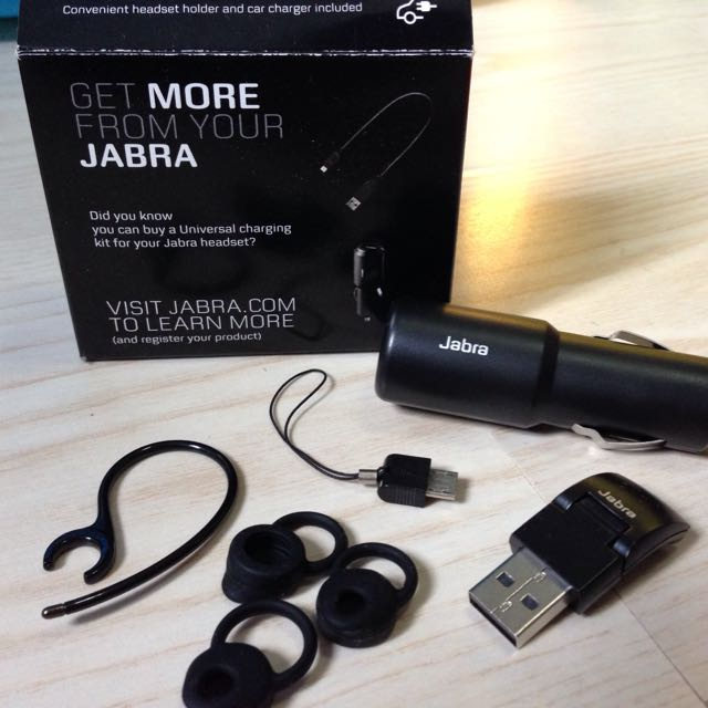 Jabra Bluetooth Accessories