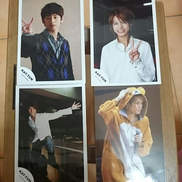KAT-TUN(個人)~中丸雄一、田口淳之介、上田龍也 shop照