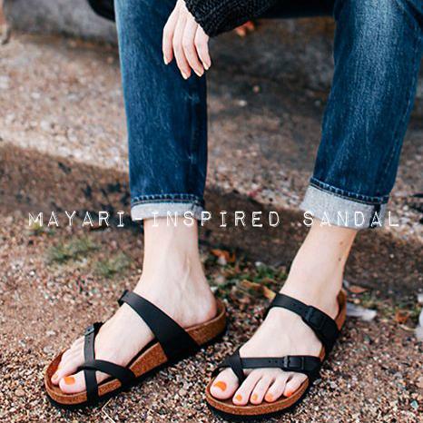 Mayari-Inspired Sandal