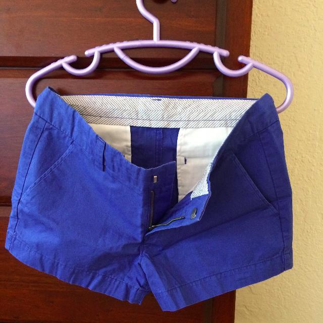 Uniqlo women Chino Micro Shorts