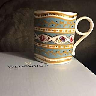 Wedgwood 皇室御用瓷器 春天禮讚典藏馬克杯禮盒
