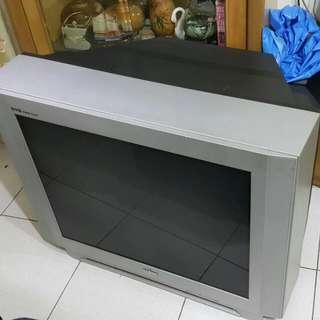 27吋全平面電視