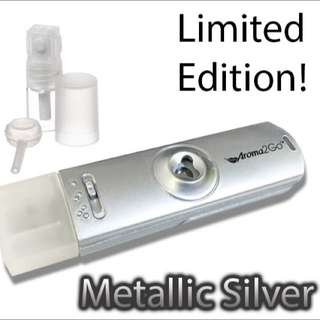 Aroma2go Limited Edition metallic USB Diffuser
