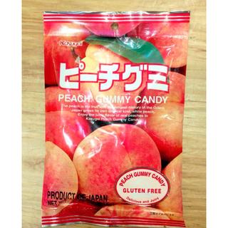 春日井❤水蜜桃軟糖-107g