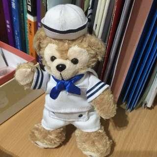 Duffy 達菲熊 海軍