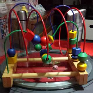Creativity toy for toddler