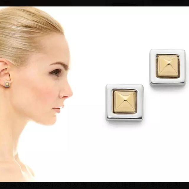 ✨全新歐美潮牌混搭金銀耳環
