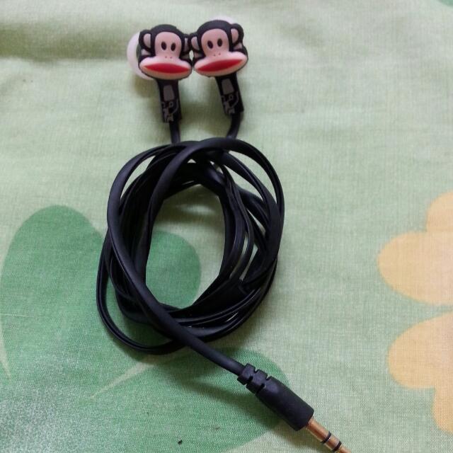 大嘴猴耳機