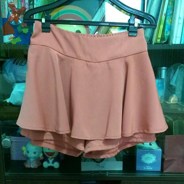 (保留)褲裙