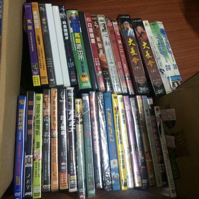 電影、韓劇、漫畫