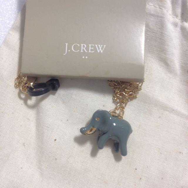 J.Crew 艾樂芬項鍊