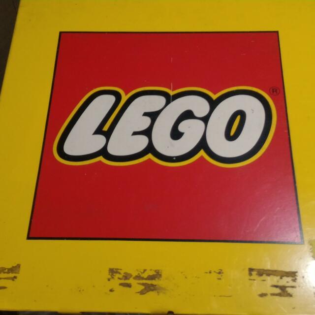 LEGO鐵牌