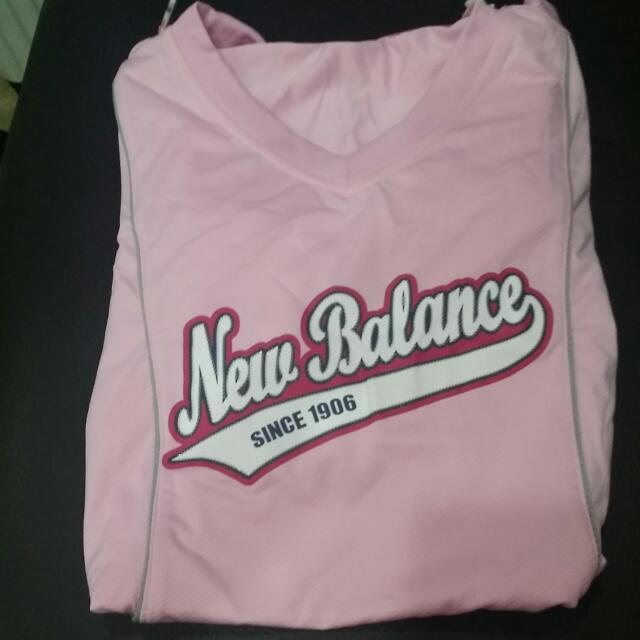 New Balance 運動短袖帽t
