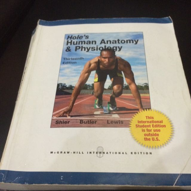 Nice Holes Human Anatomy And Physiology Book Pattern - Anatomy And ...