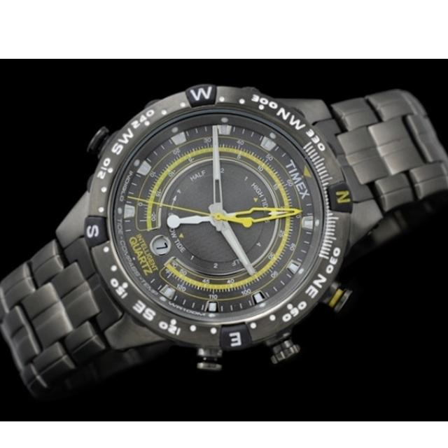 TIMEX IQ智慧系列遠征羅盤系列登山錶 美國直寄