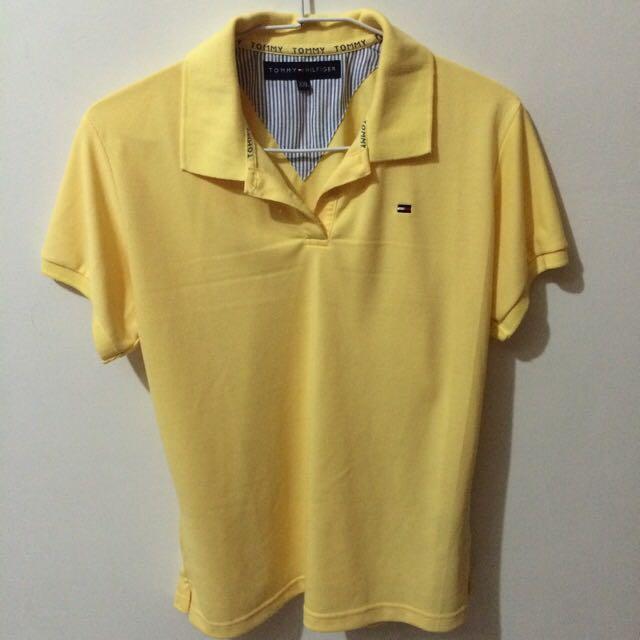 Tommy 專櫃2500元 Polo衫