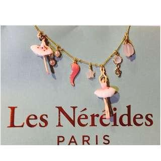 (全新)Les Nereides芭蕾手鍊 送禮 自用兩相宜