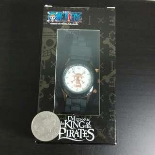 海賊王 航海王 魯夫海賊團手錶