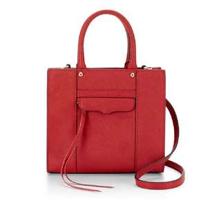 Rebecca Minkoff M.A.B mini bag / Red