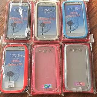 SG50 PROMO - BN Samsung Galaxy S3 Leather Casing