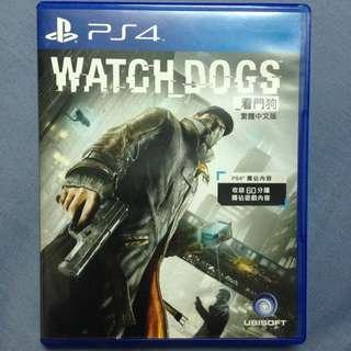 PS4 看門狗 繁體中文版