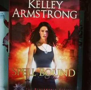 (RESERVED) Spellbound by Kelley Armstrong