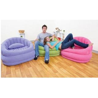 INTEX Portable Sofa Style Air Chair - Pink (Brand NEW)