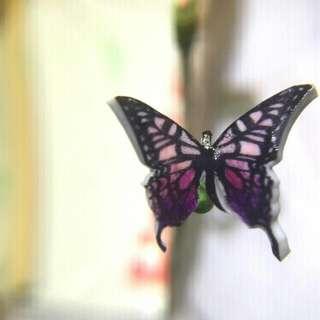 《咖啡手工園藝》蝴蝶