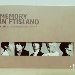 FT Island 韓文專輯 Memory