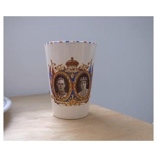Vintage 早期 歐洲 英國 皇家 皇室 紀念杯