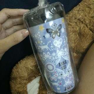 保留中ANNA SUI 塑膠水瓶