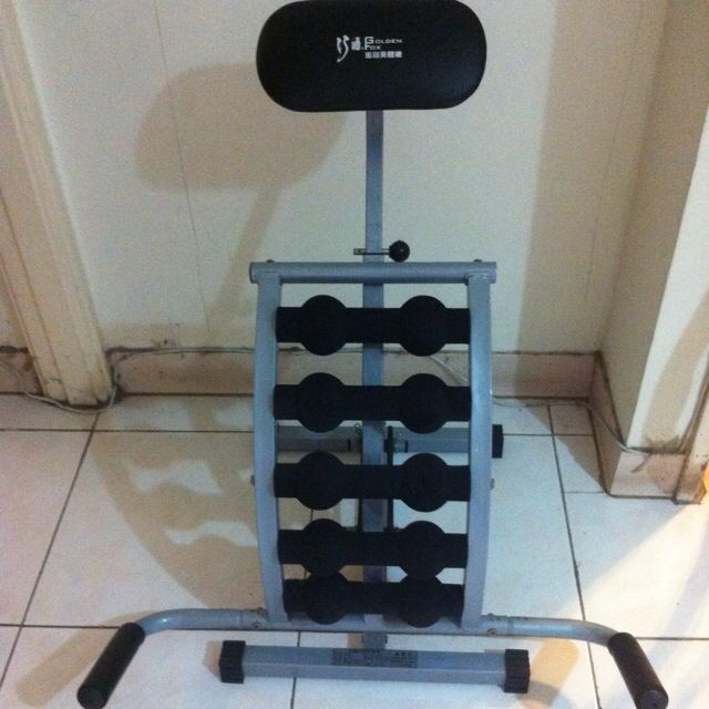 瑜珈美體機