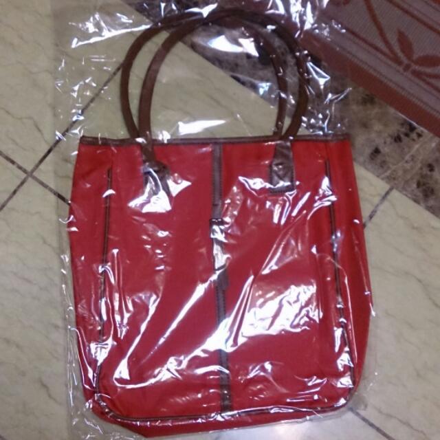 🆕紅色手提袋