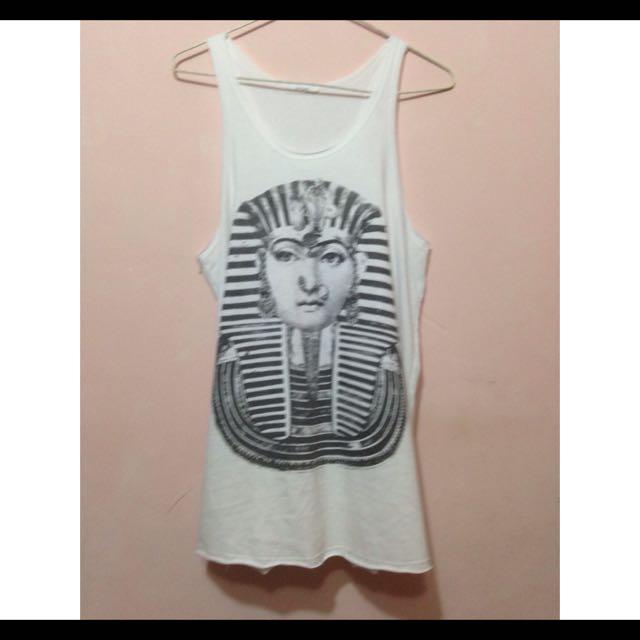 埃及艷后 長板裙背心