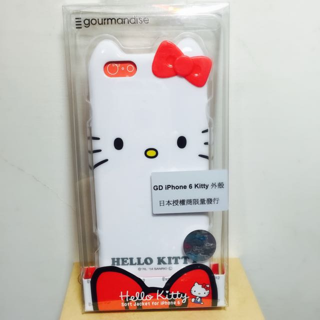 (全新) Hello Kitty 手機殼 iphone6(4.7)