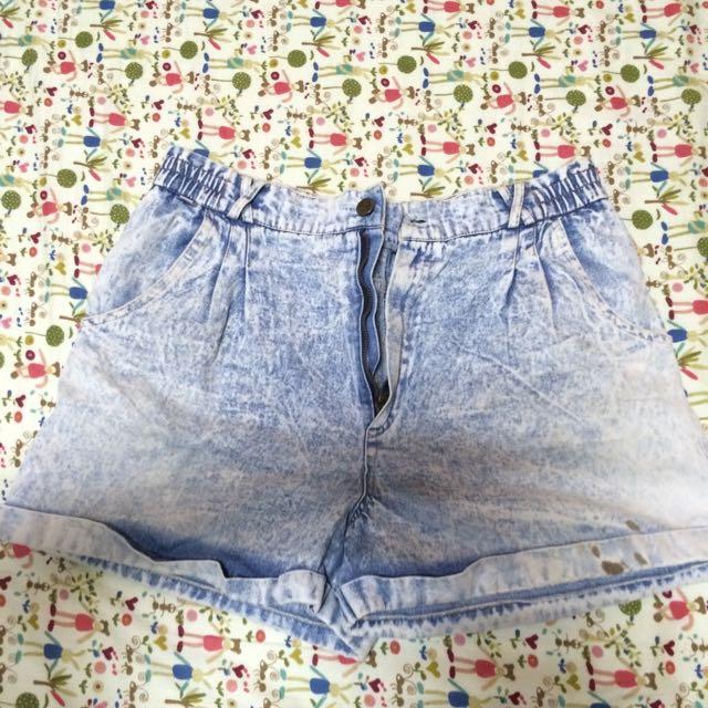 日本購入短褲 L