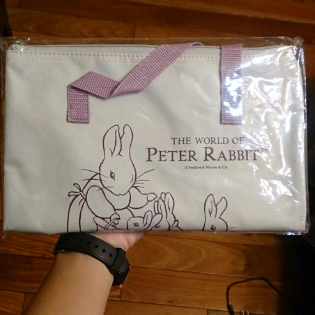 🆕彼得兔手提袋 Peter Rabbit