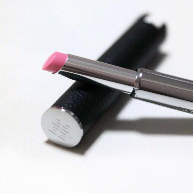 582ce8e35f3b Authentic Givenchy Le Rouge A-Porter 202 Rose Fantaisie Lipstick ...