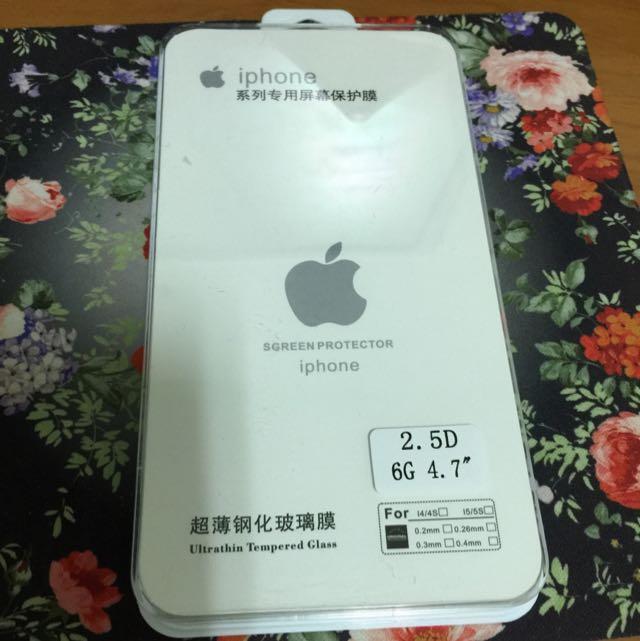 iPhone 6  4.7*鋼化膜