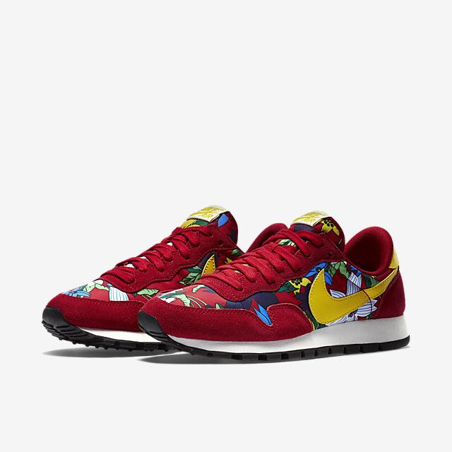 26a24ed27fe2 Nike Air Pegasus 83 Print (Women) - University Red Sail Tour Yellow ...